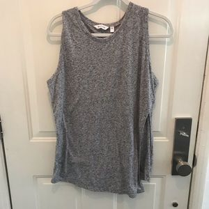Althleta tunic length tank top